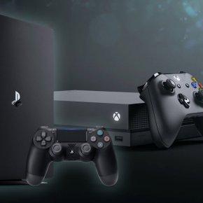 El ritmo y el relevo de la generación de Xbox One yPS4
