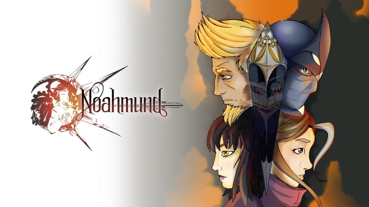 Noahmund, de Estudio Ábrego, se presenta ante el mundo